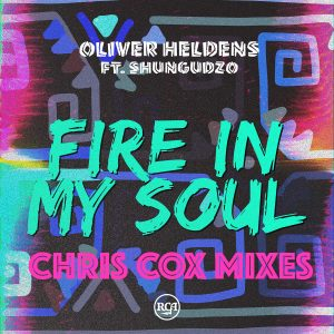 Oliver Heldens Fire In My Soul COX COVER